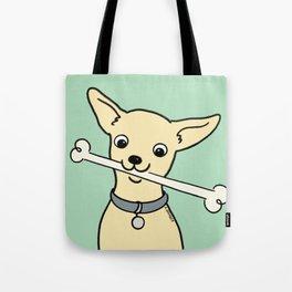 Chip Wawa The Chihuahua Tote Bag