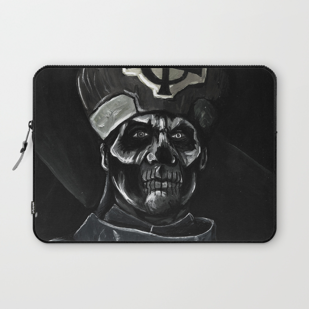 Ghost // Papa Emeritus Laptop Sleeve LSV8306673