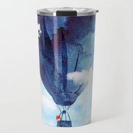 Bye Bye Balloon Travel Mug