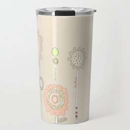 Little Daisies Travel Mug