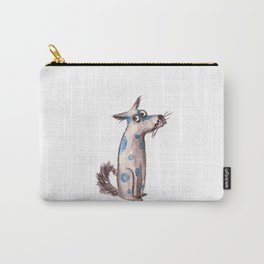 Bertie the dog Carry-All Pouch