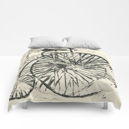 Penny-farthing Comforters