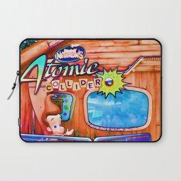 Jimmy Neutron's Attomic Collider Laptop Sleeve