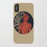 snatch iPhone & iPod Cases featuring Snatch by javier millan