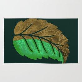 Drying Leaf Rug