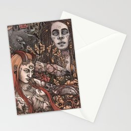 Demons In Colour Stationery Cards