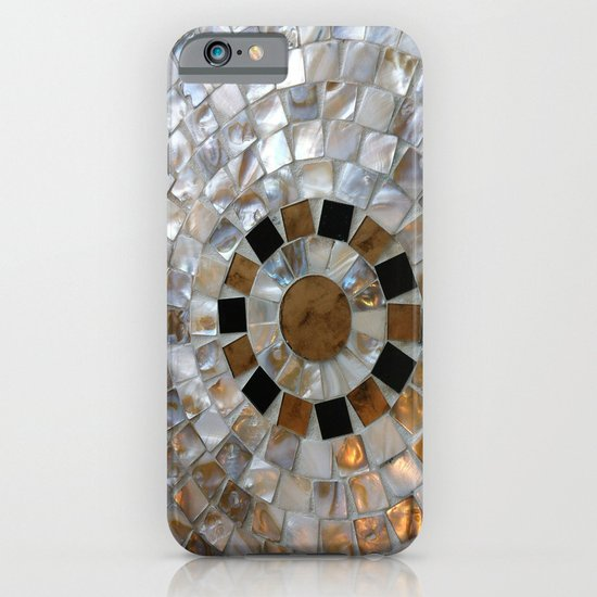 Mother-of-Pearl iPhone & iPod Case