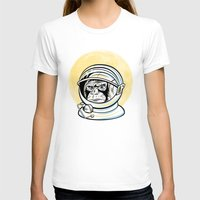 ape T-shirts featuring Space Ape by Fanboy30