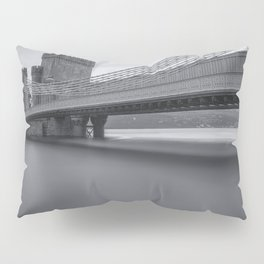 Conwy Suspension Bridge Pillow Sham