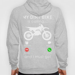 dirtbike-(2) is calling and i must go t-shirt for christmas Hoody