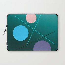 The 3 dots, power game 11 Laptop Sleeve