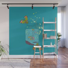 ECOSYSTEM Wall Mural