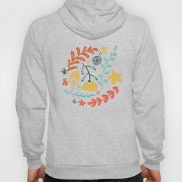 Forest Flora Hoody