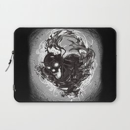 Dark Death Laptop Sleeve