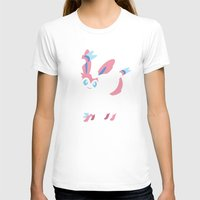 sylveon T-shirts featuring Sylveon by Rebekhaart
