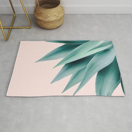 Agave flare Rug