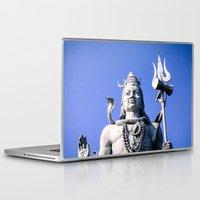 shiva Laptop & iPad Skins featuring Shiva by Gabriel Fox