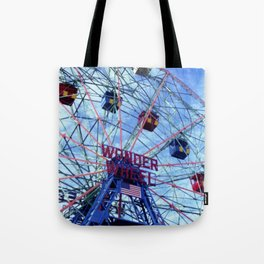 Wonder! Tote Bag