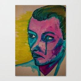 Tear Me Canvas Print