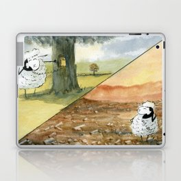 Stay in Touch Laptop & iPad Skin