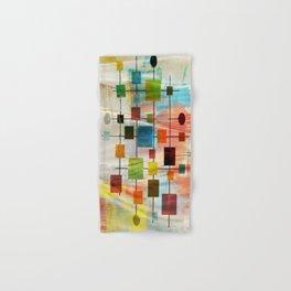 Mid-Century Modern Art 1.3 -  Graffiti Style Hand & Bath Towel