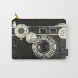Vintage Range finder camera. Carry-All Pouch