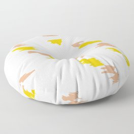 Print #19 Floor Pillow