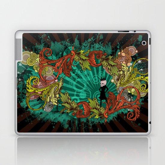 Party Devil Laptop & iPad Skin
