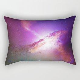 Centaurus A Rectangular Pillow