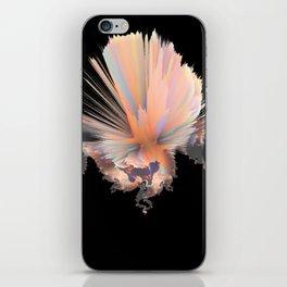 When dragons go head to head iPhone Skin