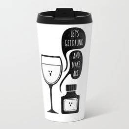 Drink & Draw Travel Mug