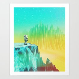 Vekiĝo Art Print