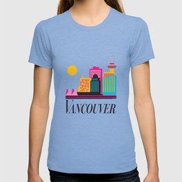 Vancouver Coal Harbour T-shirt