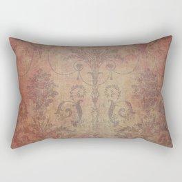 Damask Vintage Pattern 10 Rectangular Pillow