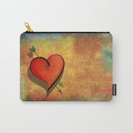 Cupids arrow strikes Carry-All Pouch