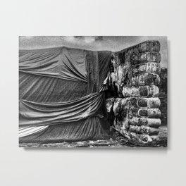 Ayutthaya, Thailand Metal Print