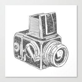 old machine II Canvas Print
