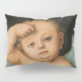 "Lucas Cranach the Elder ""Cupid"" Pillow Sham"