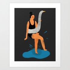 OCA Art Print