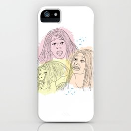 David is DEAD? iPhone Case