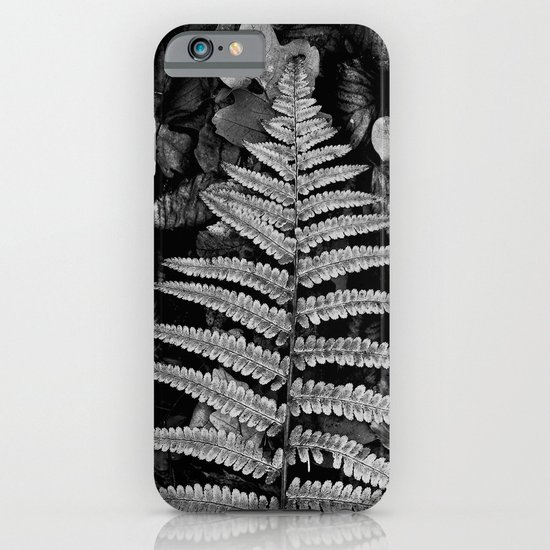 fern leaf VI iPhone & iPod Case