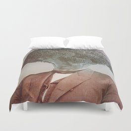 Sir Brock III Duvet Cover