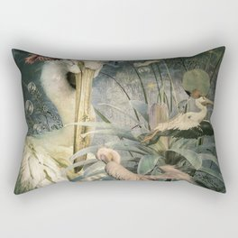 The Loving Pelican Rectangular Pillow