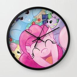 My Little Ponies Cast Wall Clock