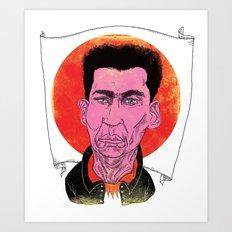 Kanao Inouye Art Print