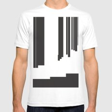 WRONG_(SWISS)POSTER II, 2016 Mens Fitted Tee MEDIUM White