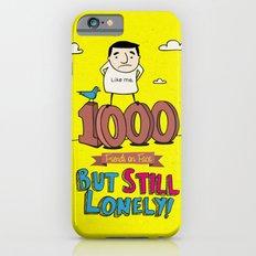 1000 Friends iPhone 6s Slim Case