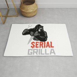 Serial Grilla  Rug