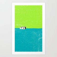 lost place-6 Art Print