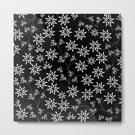 PatternD Metal Print
